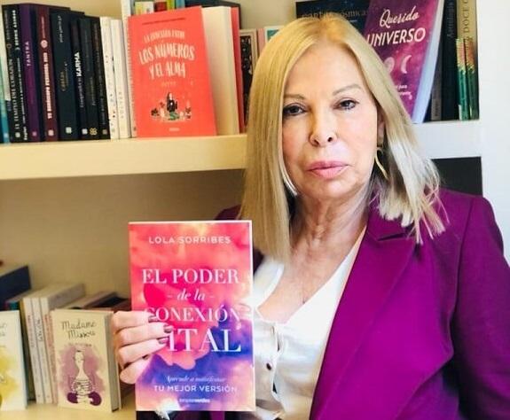 El poder de la conexión vital, ultimo libro de Lola Sorribes